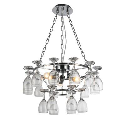 A7042SP-3CC Arte lamp СветильникПодвесные<br><br><br>S освещ. до, м2: 9<br>Крепление: Планка<br>Тип лампы: Накаливания / энергосбережения / светодиодная<br>Тип цоколя: E27<br>Количество ламп: 3<br>MAX мощность ламп, Вт: 60W<br>Диаметр, мм мм: 540<br>Длина цепи/провода, мм: 350<br>Размеры: L52*W52*H76CM<br>Длина, мм: 540<br>Высота, мм: 340<br>Цвет арматуры: Серебристый хром<br>Общая мощность, Вт: 60W