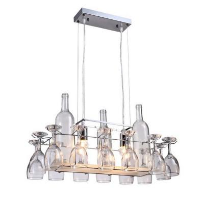 Светильник подвесной Arte lamp A7043SP-2CC BANCONEПодвесные<br>Компания «Светодом» предлагает широкий ассортимент люстр от известных производителей. Представленные в нашем каталоге товары выполнены из современных материалов и обладают отличным качеством. Благодаря широкому ассортименту Вы сможете найти у нас люстру под любой интерьер. Мы предлагаем как классические варианты, так и современные модели, отличающиеся лаконичностью и простотой форм. <br>Стильная люстра Arte lamp A7043SP-2CC станет украшением любого дома. Эта модель от известного производителя не оставит равнодушным ценителей красивых и оригинальных предметов интерьера. Люстра Arte lamp A7043SP-2CC обеспечит равномерное распределение света по всей комнате. При выборе обратите внимание на характеристики, позволяющие приобрести наиболее подходящую модель. <br>Купить понравившуюся люстру по доступной цене Вы можете в интернет-магазине «Светодом».<br><br>Установка на натяжной потолок: Да<br>S освещ. до, м2: 6<br>Крепление: Планка<br>Тип лампы: Накаливания / энергосбережения / светодиодная<br>Тип цоколя: E27<br>Цвет арматуры: серебристый<br>Количество ламп: 2<br>Ширина, мм: 260<br>Размеры: H30xW26xL60+шн/цп60<br>Длина, мм: 600<br>Высота, мм: 300 - 1000<br>MAX мощность ламп, Вт: 60