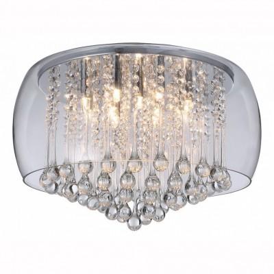 Светильник потолочный Arte lamp A7054PL-11CC HALOПотолочные<br>Компания «Светодом» предлагает широкий ассортимент люстр от известных производителей. Представленные в нашем каталоге товары выполнены из современных материалов и обладают отличным качеством. Благодаря широкому ассортименту Вы сможете найти у нас люстру под любой интерьер. Мы предлагаем как классические варианты, так и современные модели, отличающиеся лаконичностью и простотой форм.  Стильная люстра Arte lamp A7054PL-11CC станет украшением любого дома. Эта модель от известного производителя не оставит равнодушным ценителей красивых и оригинальных предметов интерьера. Люстра Arte lamp A7054PL-11CC обеспечит равномерное распределение света по всей комнате. При выборе обратите внимание на характеристики, позволяющие приобрести наиболее подходящую модель. Купить понравившуюся люстру по доступной цене Вы можете в интернет-магазине «Светодом».<br><br>Установка на натяжной потолок: Ограничено<br>S освещ. до, м2: 18<br>Крепление: Планка<br>Тип лампы: галогенная/LED<br>Тип цоколя: G9<br>Количество ламп: 11<br>MAX мощность ламп, Вт: 33<br>Размеры: H30xW50xL50<br>Цвет арматуры: серебристый