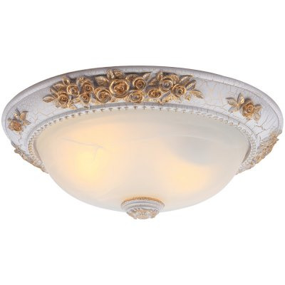 Светильник Arte lamp A7102PL-2WG TortaПотолочные<br>Компания «Светодом» предлагает широкий ассортимент люстр от известных производителей. Представленные в нашем каталоге товары выполнены из современных материалов и обладают отличным качеством. Благодаря широкому ассортименту Вы сможете найти у нас люстру под любой интерьер. Мы предлагаем как классические варианты, так и современные модели, отличающиеся лаконичностью и простотой форм.  Стильная люстра Arte lamp A7102PL-2WG станет украшением любого дома. Эта модель от известного производителя не оставит равнодушным ценителей красивых и оригинальных предметов интерьера. Люстра Arte lamp A7102PL-2WG обеспечит равномерное распределение света по всей комнате. При выборе обратите внимание на характеристики, позволяющие приобрести наиболее подходящую модель. Купить понравившуюся люстру по доступной цене Вы можете в интернет-магазине «Светодом».<br><br>Установка на натяжной потолок: Ограничено<br>S освещ. до, м2: 8<br>Крепление: Планка<br>Тип лампы: накаливания / энергосбережения / LED-светодиодная<br>Тип цоколя: E27<br>Количество ламп: 2<br>MAX мощность ламп, Вт: 60<br>Диаметр, мм мм: 420<br>Высота, мм: 160<br>Цвет арматуры: белый с золотистой патиной