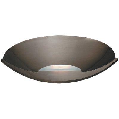 Светильник бра Arte Lamp A7107AP-1SS InteriorСовременные<br><br><br>S освещ. до, м2: 6<br>Тип лампы: галогенная / LED-светодиодная<br>Тип цоколя: R7S-78<br>Цвет арматуры: серый<br>Количество ламп: 1<br>Ширина, мм: 270<br>Диаметр, мм мм: 100<br>Длина, мм: 270<br>Высота, мм: 50<br>MAX мощность ламп, Вт: 80