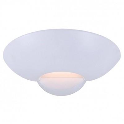 Светильник настенный бра Arte lamp A7118AP-1WHКруглые<br>Настенно-потолочные светильники – это универсальные осветительные варианты, которые подходят для вертикального и горизонтального монтажа. В интернет-магазине «Светодом» Вы можете приобрести подобные модели по выгодной стоимости. В нашем каталоге представлены как бюджетные варианты, так и эксклюзивные изделия от производителей, которые уже давно заслужили доверие дизайнеров и простых покупателей.  Настенно-потолочный светильник ARTELamp A7118AP-1WH станет прекрасным дополнением к основному освещению. Благодаря качественному исполнению и применению современных технологий при производстве эта модель будет радовать Вас своим привлекательным внешним видом долгое время. Приобрести настенно-потолочный светильник ARTELamp A7118AP-1WH можно, находясь в любой точке России. Компания «Светодом» осуществляет доставку заказов не только по Москве и Екатеринбургу, но и в остальные города.<br><br>S освещ. до, м2: 4<br>Тип цоколя: R7S-78mm<br>Количество ламп: 1<br>MAX мощность ламп, Вт: 80<br>Размеры: H11xW14xL22<br>Цвет арматуры: белый