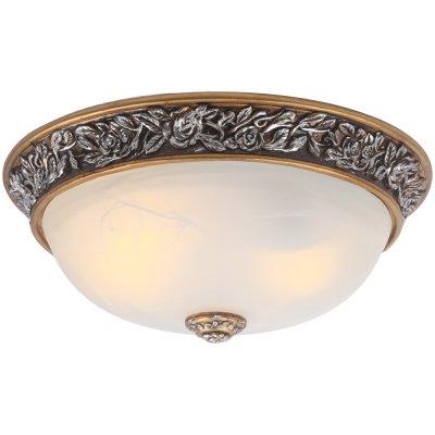 Светильник Arte lamp A7142PL-2SB TortaПотолочные<br>Компания «Светодом» предлагает широкий ассортимент люстр от известных производителей. Представленные в нашем каталоге товары выполнены из современных материалов и обладают отличным качеством. Благодаря широкому ассортименту Вы сможете найти у нас люстру под любой интерьер. Мы предлагаем как классические варианты, так и современные модели, отличающиеся лаконичностью и простотой форм.  Стильная люстра Arte lamp A7142PL-2SB станет украшением любого дома. Эта модель от известного производителя не оставит равнодушным ценителей красивых и оригинальных предметов интерьера. Люстра Arte lamp A7142PL-2SB обеспечит равномерное распределение света по всей комнате. При выборе обратите внимание на характеристики, позволяющие приобрести наиболее подходящую модель. Купить понравившуюся люстру по доступной цене Вы можете в интернет-магазине «Светодом». Мы предлагаем доставку не только по Москве и Екатеринбурге, но и по всей России.<br><br>Установка на натяжной потолок: Ограничено<br>S освещ. до, м2: 8<br>Крепление: Планка<br>Тип товара: Светильник<br>Скидка, %: 12<br>Тип лампы: накаливания / энергосбережения / LED-светодиодная<br>Тип цоколя: E27<br>Количество ламп: 2<br>MAX мощность ламп, Вт: 60<br>Диаметр, мм мм: 390<br>Высота, мм: 160