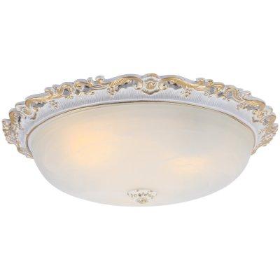 Люстра Arte lamp A7153PL-3WG TortaПотолочные<br>Компания «Светодом» предлагает широкий ассортимент люстр от известных производителей. Представленные в нашем каталоге товары выполнены из современных материалов и обладают отличным качеством. Благодаря широкому ассортименту Вы сможете найти у нас люстру под любой интерьер. Мы предлагаем как классические варианты, так и современные модели, отличающиеся лаконичностью и простотой форм.  Стильная люстра Arte lamp A7153PL-3WG станет украшением любого дома. Эта модель от известного производителя не оставит равнодушным ценителей красивых и оригинальных предметов интерьера. Люстра Arte lamp A7153PL-3WG обеспечит равномерное распределение света по всей комнате. При выборе обратите внимание на характеристики, позволяющие приобрести наиболее подходящую модель. Купить понравившуюся люстру по доступной цене Вы можете в интернет-магазине «Светодом».<br><br>Установка на натяжной потолок: Ограничено<br>S освещ. до, м2: 12<br>Крепление: Планка<br>Тип лампы: накаливания / энергосбережения / LED-светодиодная<br>Тип цоколя: E27<br>Количество ламп: 3<br>MAX мощность ламп, Вт: 60<br>Диаметр, мм мм: 510<br>Высота, мм: 160