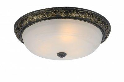 Люстра Arte lamp A7163PL-3AB TortaПотолочные<br>Компания «Светодом» предлагает широкий ассортимент люстр от известных производителей. Представленные в нашем каталоге товары выполнены из современных материалов и обладают отличным качеством. Благодаря широкому ассортименту Вы сможете найти у нас люстру под любой интерьер. Мы предлагаем как классические варианты, так и современные модели, отличающиеся лаконичностью и простотой форм.  Стильная люстра Arte lamp A7163PL-3AB станет украшением любого дома. Эта модель от известного производителя не оставит равнодушным ценителей красивых и оригинальных предметов интерьера. Люстра Arte lamp A7163PL-3AB обеспечит равномерное распределение света по всей комнате. При выборе обратите внимание на характеристики, позволяющие приобрести наиболее подходящую модель. Купить понравившуюся люстру по доступной цене Вы можете в интернет-магазине «Светодом».<br><br>Установка на натяжной потолок: Ограничено<br>S освещ. до, м2: 12<br>Крепление: Планка<br>Тип лампы: накаливания / энергосбережения / LED-светодиодная<br>Тип цоколя: E27<br>Количество ламп: 3<br>MAX мощность ламп, Вт: 60<br>Диаметр, мм мм: 510<br>Высота, мм: 160<br>Цвет арматуры: бронзовый