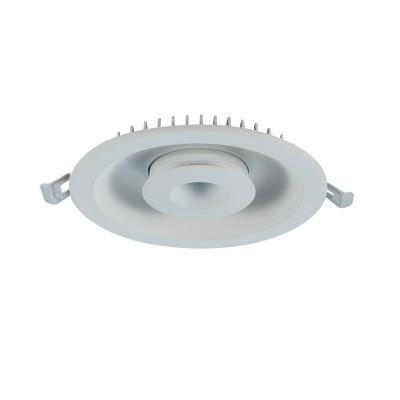 A7207PL-2WH Arte lamp СветильникКруглые LED<br><br><br>Цветовая t, К: 3000K<br>Тип цоколя: LED<br>Количество ламп: 2<br>MAX мощность ламп, Вт: 7W/7W<br>Диаметр, мм мм: 180<br>Размеры: Ф180<br>Диаметр врезного отверстия, мм: 15,5<br>Длина, мм: 180<br>Высота, мм: 32<br>Цвет арматуры: БЕЛЫЙ<br>Общая мощность, Вт: 7W