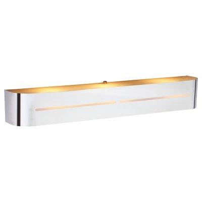 Светильник Arte lamp A7210AP-3CC COSMOPOLITANХай-тек<br><br><br>Тип цоколя: E14<br>Количество ламп: 3<br>Ширина, мм: 80<br>MAX мощность ламп, Вт: 40<br>Длина, мм: 550<br>Высота, мм: 80