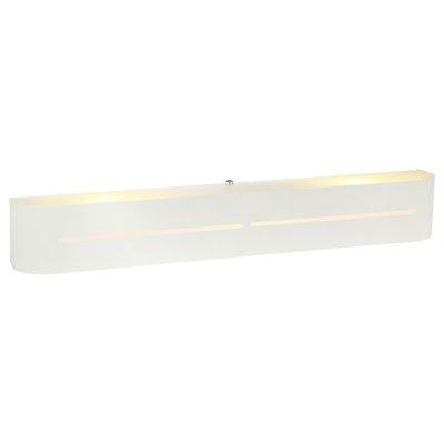 Светильник Arte lamp A7210AP-3WH COSMOPOLITANХай-тек<br><br><br>Тип цоколя: E14<br>Количество ламп: 3<br>Ширина, мм: 80<br>MAX мощность ламп, Вт: 40<br>Длина, мм: 550<br>Высота, мм: 80