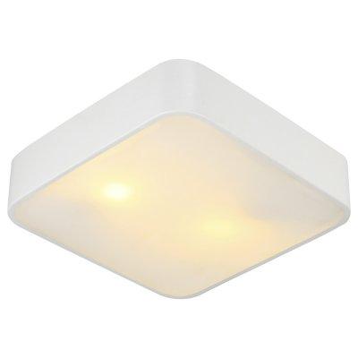 Светильник Arte lamp A7210PL-2WH CosmopolitanКвадратные<br>Настенно-потолочные светильники – это универсальные осветительные варианты, которые подходят для вертикального и горизонтального монтажа. В интернет-магазине «Светодом» Вы можете приобрести подобные модели по выгодной стоимости. В нашем каталоге представлены как бюджетные варианты, так и эксклюзивные изделия от производителей, которые уже давно заслужили доверие дизайнеров и простых покупателей. <br>Настенно-потолочный светильник ARTELamp A7210PL-2WH станет прекрасным дополнением к основному освещению. Благодаря качественному исполнению и применению современных технологий при производстве эта модель будет радовать Вас своим привлекательным внешним видом долгое время. <br>Приобрести настенно-потолочный светильник ARTELamp A7210PL-2WH можно, находясь в любой точке России.<br><br>S освещ. до, м2: 6<br>Тип лампы: Накаливания / энергосбережения / светодиодная<br>Тип цоколя: E27<br>Количество ламп: 2<br>MAX мощность ламп, Вт: 60<br>Диаметр, мм мм: 300<br>Высота, мм: 80<br>Цвет арматуры: белый