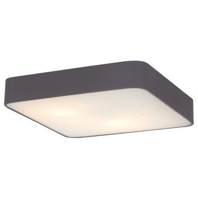 Светильник хай тек Arte lamp A7210PL-3BK CosmopolitanКвадратные<br>Настенно-потолочные светильники – это универсальные осветительные варианты, которые подходят для вертикального и горизонтального монтажа. В интернет-магазине «Светодом» Вы можете приобрести подобные модели по выгодной стоимости. В нашем каталоге представлены как бюджетные варианты, так и эксклюзивные изделия от производителей, которые уже давно заслужили доверие дизайнеров и простых покупателей. <br>Настенно-потолочный светильник ARTELamp A7210PL-3BK станет прекрасным дополнением к основному освещению. Благодаря качественному исполнению и применению современных технологий при производстве эта модель будет радовать Вас своим привлекательным внешним видом долгое время. <br>Приобрести настенно-потолочный светильник ARTELamp A7210PL-3BK можно, находясь в любой точке России.<br><br>S освещ. до, м2: 9<br>Тип лампы: Накаливания / энергосбережения / светодиодная<br>Тип цоколя: E27<br>Количество ламп: 3<br>MAX мощность ламп, Вт: 60<br>Диаметр, мм мм: 400<br>Высота, мм: 80<br>Цвет арматуры: черный