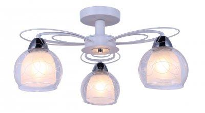 Светильник Arte Lamp A7585PL-3WH фото