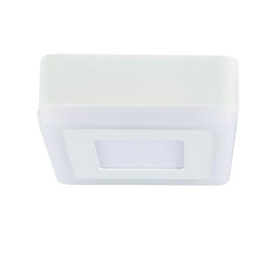 A7706PL-2WH Arte lamp СветильникКвадратные<br><br><br>Цветовая t, К: 3000K/4000K<br>Тип цоколя: LED<br>Количество ламп: 2<br>MAX мощность ламп, Вт: 3W/3W<br>Диаметр, мм мм: 105<br>Размеры: 105MM<br>Длина, мм: 105<br>Высота, мм: 36<br>Цвет арматуры: БЕЛЫЙ<br>Общая мощность, Вт: 3 - 3W