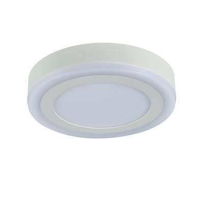 A7816PL-2WH Arte lamp СветильникКруглые<br><br><br>Цветовая t, К: 3000K/4000K<br>Тип цоколя: LED<br>Цвет арматуры: БЕЛЫЙ<br>Количество ламп: 2<br>Диаметр, мм мм: 195<br>Размеры: 194MM<br>Длина, мм: 195<br>Высота, мм: 36<br>MAX мощность ламп, Вт: 12W/4W<br>Общая мощность, Вт: 12 - 4W