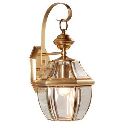 Уличный светильник Arte lamp A7823AL-1AB VitrageНастенные<br>Обеспечение качественного уличного освещения – важная задача для владельцев коттеджей. Компания «Светодом» предлагает современные светильники, которые порадуют Вас отличным исполнением. В нашем каталоге представлена продукция известных производителей, пользующихся популярностью благодаря высокому качеству выпускаемых товаров.   Уличный светильник Arte lamp A7823AL-1AB не просто обеспечит качественное освещение, но и станет украшением Вашего участка. Модель выполнена из современных материалов и имеет влагозащитный корпус, благодаря которому ей не страшны осадки.   Купить уличный светильник Arte lamp A7823AL-1AB, представленный в нашем каталоге, можно с помощью онлайн-формы для заказа. Чтобы задать имеющиеся вопросы, звоните нам по указанным телефонам.<br><br>S освещ. до, м2: 4<br>Крепление: пластина<br>Тип лампы: накаливания / энергосбережения / LED-светодиодная<br>Тип цоколя: E27<br>Количество ламп: 1<br>Ширина, мм: 220<br>MAX мощность ламп, Вт: 60<br>Диаметр, мм мм: 270<br>Длина, мм: 270<br>Высота, мм: 400<br>Цвет арматуры: бронзовый