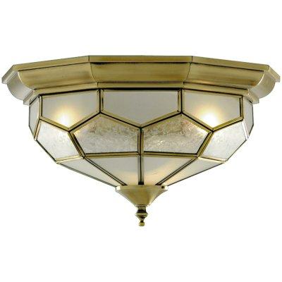Люстра Arte Lamp A7833PL-2AB VitrageПотолочные<br>Компания «Светодом» предлагает широкий ассортимент люстр от известных производителей. Представленные в нашем каталоге товары выполнены из современных материалов и обладают отличным качеством. Благодаря широкому ассортименту Вы сможете найти у нас люстру под любой интерьер. Мы предлагаем как классические варианты, так и современные модели, отличающиеся лаконичностью и простотой форм. <br>Стильная люстра Arte lamp A7833PL-2AB станет украшением любого дома. Эта модель от известного производителя не оставит равнодушным ценителей красивых и оригинальных предметов интерьера. Люстра Arte lamp A7833PL-2AB обеспечит равномерное распределение света по всей комнате. При выборе обратите внимание на характеристики, позволяющие приобрести наиболее подходящую модель. <br>Купить понравившуюся люстру по доступной цене Вы можете в интернет-магазине «Светодом».<br><br>Установка на натяжной потолок: Ограничено<br>S освещ. до, м2: 8<br>Крепление: Планка<br>Тип лампы: накаливания / энергосбережения / LED-светодиодная<br>Тип цоколя: E14<br>Количество ламп: 2<br>Ширина, мм: 300<br>MAX мощность ламп, Вт: 60<br>Диаметр, мм мм: 300<br>Высота, мм: 180<br>Цвет арматуры: бронзовый