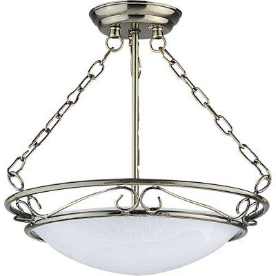 Люстра Arte Lamp A7846LM-2AB PubПотолочные<br><br><br>Установка на натяжной потолок: Да<br>S освещ. до, м2: 8<br>Крепление: Планка<br>Тип товара: Люстра<br>Скидка, %: 14<br>Тип лампы: накаливания / энергосбережения / LED-светодиодная<br>Тип цоколя: E14<br>Количество ламп: 2<br>Ширина, мм: 400<br>MAX мощность ламп, Вт: 60<br>Диаметр, мм мм: 400<br>Высота, мм: 380<br>Цвет арматуры: бронзовый