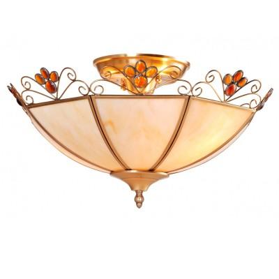 Люстра потолочная Arte lamp A7862PL-2AB CopperlandАрхив<br><br><br>Установка на натяжной потолок: Ограничено<br>S освещ. до, м2: 8<br>Крепление: Планка<br>Тип лампы: накаливания / энергосбережения / LED-светодиодная<br>Тип цоколя: E27<br>Цвет арматуры: бронзовый<br>Количество ламп: 2<br>Диаметр, мм мм: 400<br>Высота, мм: 230<br>MAX мощность ламп, Вт: 60