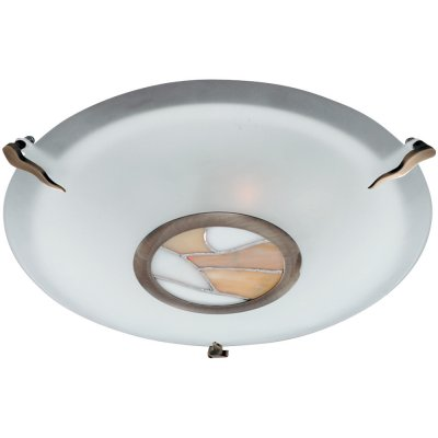 Светильник Arte Lamp A7895PL-2AB PubКруглые<br>Настенно потолочный светильник ARTE Lamp (арте ламп) A7895PL-2AB подходит как для установки в вертикальном положении - на стены, так и для установки в горизонтальном - на потолок. Для установки настенно потолочных светильников на натяжной потолок необходимо использовать светодиодные лампы LED, которые экономнее ламп Ильича (накаливания) в 10 раз, выделяют мало тепла и не дадут расплавиться Вашему потолку.<br><br>S освещ. до, м2: 6<br>Тип лампы: накаливания / энергосбережения / LED-светодиодная<br>Тип цоколя: E27<br>Количество ламп: 2<br>Ширина, мм: 300<br>MAX мощность ламп, Вт: 40<br>Диаметр, мм мм: 300<br>Высота, мм: 80<br>Цвет арматуры: бронзовый