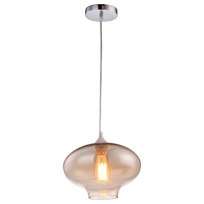 Светильник Arte lamp A8011SP-1AM FlareПодвесные<br>Компания «Светодом» предлагает широкий ассортимент люстр от известных производителей. Представленные в нашем каталоге товары выполнены из современных материалов и обладают отличным качеством. Благодаря широкому ассортименту Вы сможете найти у нас люстру под любой интерьер. Мы предлагаем как классические варианты, так и современные модели, отличающиеся лаконичностью и простотой форм.  Стильная люстра Arte lamp A8011SP-1AM станет украшением любого дома. Эта модель от известного производителя не оставит равнодушным ценителей красивых и оригинальных предметов интерьера. Люстра Arte lamp A8011SP-1AM обеспечит равномерное распределение света по всей комнате. При выборе обратите внимание на характеристики, позволяющие приобрести наиболее подходящую модель.  Купить понравившуюся люстру по доступной цене Вы можете в интернет-магазине «Светодом».<br><br>Установка на натяжной потолок: Ограничено<br>S освещ. до, м2: 1<br>Крепление: Планка<br>Тип лампы: накал-я - энергосбер-я<br>Тип цоколя: E27<br>Количество ламп: 1<br>MAX мощность ламп, Вт: 40<br>Диаметр, мм мм: 270<br>Высота, мм: 200<br>Цвет арматуры: серебристый