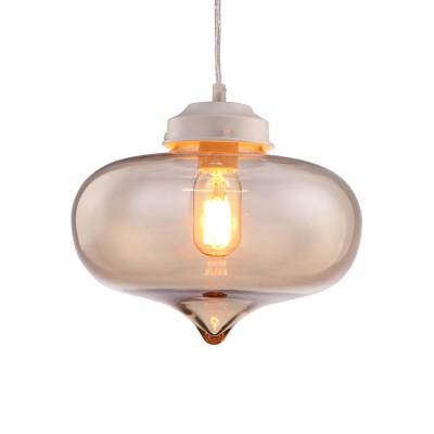 Светильник подвесной Arte lamp A8012SP-1AM FlareПодвесные<br><br><br>Установка на натяжной потолок: Ограничено<br>S освещ. до, м2: 1<br>Крепление: Планка<br>Тип товара: Светильник подвесной<br>Скидка, %: 26<br>Тип лампы: накал-я - энергосбер-я<br>Тип цоколя: E27<br>Количество ламп: 1<br>MAX мощность ламп, Вт: 40<br>Диаметр, мм мм: 280<br>Высота, мм: 220<br>Цвет арматуры: серебристый