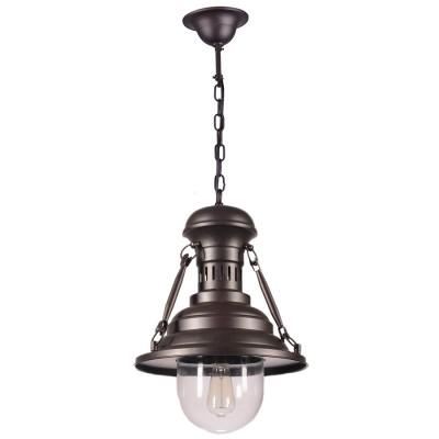 Светильник подвесной Arte lamp A8027SP-1CK DECCOПодвесные<br>Компания «Светодом» предлагает широкий ассортимент люстр от известных производителей. Представленные в нашем каталоге товары выполнены из современных материалов и обладают отличным качеством. Благодаря широкому ассортименту Вы сможете найти у нас люстру под любой интерьер. Мы предлагаем как классические варианты, так и современные модели, отличающиеся лаконичностью и простотой форм. <br>Стильная люстра Arte lamp A8027SP-1CK станет украшением любого дома. Эта модель от известного производителя не оставит равнодушным ценителей красивых и оригинальных предметов интерьера. Люстра Arte lamp A8027SP-1CK обеспечит равномерное распределение света по всей комнате. При выборе обратите внимание на характеристики, позволяющие приобрести наиболее подходящую модель. <br>Купить понравившуюся люстру по доступной цене Вы можете в интернет-магазине «Светодом». Мы предлагаем доставку не только по Москве и Екатеринбурге, но и по всей России.<br><br>Установка на натяжной потолок: Да<br>S освещ. до, м2: 3<br>Тип цоколя: E27<br>Цвет арматуры: коричневый<br>Количество ламп: 1<br>Диаметр, мм мм: 400<br>Размеры: H55xW40xL40+шн/цп120<br>Высота, мм: 550 - 1750<br>MAX мощность ламп, Вт: 60