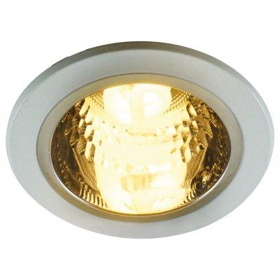 Светильник Arte lamp A8044PL-1WH DownlightsДаунлайты<br><br><br>S освещ. до, м2: 4<br>Тип лампы: только энергосберегающая или LED<br>Тип цоколя: E27<br>Количество ламп: 1<br>Ширина, мм: 150<br>MAX мощность ламп, Вт: 13<br>Диаметр, мм мм: 150<br>Диаметр врезного отверстия, мм: 115<br>Высота, мм: 165