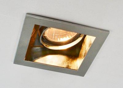 Светильник Arte lamp A8050PL-1CC TechnikaМеталлические<br><br><br>S освещ. до, м2: 4<br>Тип лампы: галогенная<br>Тип цоколя: GU10<br>Количество ламп: 1<br>Ширина, мм: 92<br>Диаметр, мм мм: 92<br>Диаметр врезного отверстия, мм: 77<br>Высота, мм: 130<br>MAX мощность ламп, Вт: 50