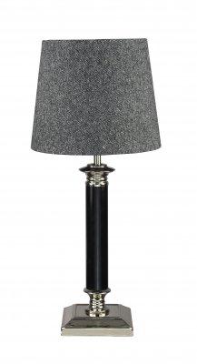 Светильник настольный Arte lamp A8123LT-1BC ScandyС абажуром<br>Настольная лампа – это не просто источник дополнительного освещения, но и оригинальный элемент декора. Его можно установить в спальне, гостиной, кабинете и других комнатах. Интернет-магазин «Светодом» предлагает настольные лампы разных стилей по доступным ценам. Благодаря большому ассортименту Вы обязательно найдете в нашем каталоге именно ту модель, которую искали. <br> Настольная лампа Arte lamp A8123LT-1BC – прекрасный вариант для завершения интерьера. Ее можно включить одновременно с люстрой для более яркого освещения или без нее для создания уютной атмосферы, настраивающей на отдых. <br> Купить настольную лампу Arte lamp A8123LT-1BC Вы можете с помощью виртуальной «Корзины» или по контактным номерам, указанным на сайте.<br><br>S освещ. до, м2: 3<br>Тип лампы: накал-я - энергосбер-я<br>Тип цоколя: E27<br>Количество ламп: 1<br>Ширина, мм: 230<br>Диаметр, мм мм: 230<br>Высота, мм: 500<br>MAX мощность ламп, Вт: 40