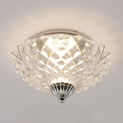 Светильник Arte lamp A8370PL-1CC BrilliantsХрустальные<br><br><br>S освещ. до, м2: 4<br>Тип товара: точечный встраиваемый светильник<br>Тип лампы: галогенная<br>Тип цоколя: GU10<br>Количество ламп: 1<br>Ширина, мм: 110<br>MAX мощность ламп, Вт: 50<br>Диаметр, мм мм: 110<br>Диаметр врезного отверстия, мм: 55<br>Высота, мм: 110