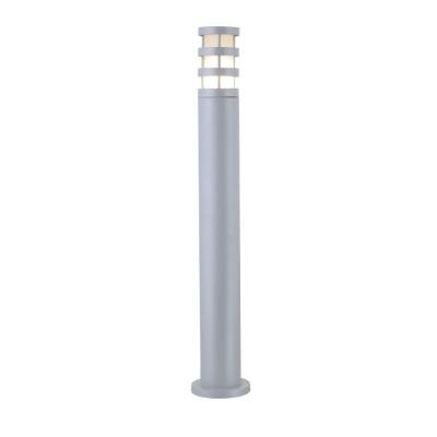 Наземный светильник Arte lamp A8371PA-1GY PorticoОдиночные фонари<br>Обеспечение качественного уличного освещения – важная задача для владельцев коттеджей. Компания «Светодом» предлагает современные светильники, которые порадуют Вас отличным исполнением. В нашем каталоге представлена продукция известных производителей, пользующихся популярностью благодаря высокому качеству выпускаемых товаров.   Уличный светильник Arte lamp A8371PA-1GY не просто обеспечит качественное освещение, но и станет украшением Вашего участка. Модель выполнена из современных материалов и имеет влагозащитный корпус, благодаря которому ей не страшны осадки.   Купить уличный светильник Arte lamp A8371PA-1GY, представленный в нашем каталоге, можно с помощью онлайн-формы для заказа. Чтобы задать имеющиеся вопросы, звоните нам по указанным телефонам. Мы доставим Ваш заказ не только в Москву и Екатеринбург, но и другие города.<br><br>S освещ. до, м2: 3<br>Тип лампы: накаливания / энергосбережения / LED-светодиодная<br>Тип цоколя: E27<br>Количество ламп: 1<br>MAX мощность ламп, Вт: 60<br>Диаметр, мм мм: 130<br>Высота, мм: 650<br>Оттенок (цвет): белый<br>Цвет арматуры: Серый