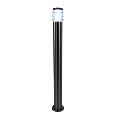 A8382PA-1SS Arte lamp СветильникОдиночные столбы<br><br><br>Тип цоколя: E27<br>Цвет арматуры: Серебристый матовый<br>Количество ламп: 1<br>Диаметр, мм мм: 90<br>Размеры: 85*1100MM<br>Длина, мм: 120<br>Высота, мм: 1100<br>MAX мощность ламп, Вт: 20W<br>Общая мощность, Вт: 40W