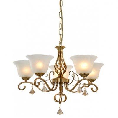Светильник подвесной Arte lamp A8391LM-5PB CONOПодвесные<br>Компания «Светодом» предлагает широкий ассортимент люстр от известных производителей. Представленные в нашем каталоге товары выполнены из современных материалов и обладают отличным качеством. Благодаря широкому ассортименту Вы сможете найти у нас люстру под любой интерьер. Мы предлагаем как классические варианты, так и современные модели, отличающиеся лаконичностью и простотой форм. <br>Стильная люстра Arte lamp A8391LM-5PB станет украшением любого дома. Эта модель от известного производителя не оставит равнодушным ценителей красивых и оригинальных предметов интерьера. Люстра Arte lamp A8391LM-5PB обеспечит равномерное распределение света по всей комнате. При выборе обратите внимание на характеристики, позволяющие приобрести наиболее подходящую модель. <br>Купить понравившуюся люстру по доступной цене Вы можете в интернет-магазине «Светодом».<br><br>Установка на натяжной потолок: Да<br>S освещ. до, м2: 15<br>Тип цоколя: E27<br>Цвет арматуры: медный<br>Количество ламп: 5<br>Диаметр, мм мм: 600<br>Размеры: H56xW60xL60+шн/цп120<br>Высота, мм: 550 - 1750<br>MAX мощность ламп, Вт: 60