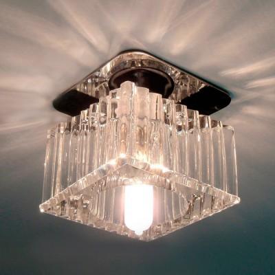 Светильник потолочный Arte lamp A8448PL-1CC BrilliantsСнято с производства<br><br><br>S освещ. до, м2: 4<br>Крепление: распорный механизм<br>Тип товара: Светильники встраиваемые<br>Скидка, %: 59<br>Тип лампы: галогенная<br>Тип цоколя: G9<br>Количество ламп: 1<br>Ширина, мм: 70<br>MAX мощность ламп, Вт: 50<br>Диаметр, мм мм: 70<br>Диаметр врезного отверстия, мм: 55<br>Длина, мм: 70<br>Высота, мм: 40<br>Цвет арматуры: хром