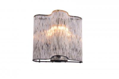 Светильник настенный бра Arte lamp A8560AP-1CL TWINKLEХрустальные<br><br><br>Тип лампы: Накаливания / энергосбережения / светодиодная<br>Тип цоколя: E27<br>Цвет арматуры: серебристый<br>Количество ламп: 1<br>Размеры: H18xW10xL19<br>MAX мощность ламп, Вт: 40