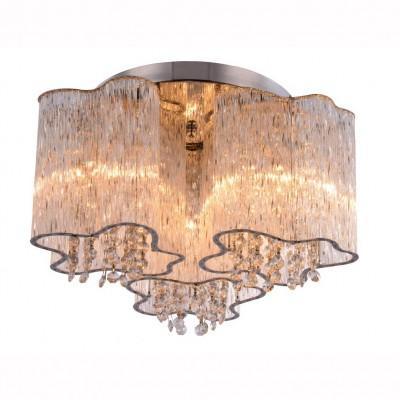 Светильник потолочный Arte lamp A8560PL-3CL TWINKLEПотолочные<br>Компания «Светодом» предлагает широкий ассортимент люстр от известных производителей. Представленные в нашем каталоге товары выполнены из современных материалов и обладают отличным качеством. Благодаря широкому ассортименту Вы сможете найти у нас люстру под любой интерьер. Мы предлагаем как классические варианты, так и современные модели, отличающиеся лаконичностью и простотой форм.  Стильная люстра Arte lamp A8560PL-3CL станет украшением любого дома. Эта модель от известного производителя не оставит равнодушным ценителей красивых и оригинальных предметов интерьера. Люстра Arte lamp A8560PL-3CL обеспечит равномерное распределение света по всей комнате. При выборе обратите внимание на характеристики, позволяющие приобрести наиболее подходящую модель. Купить понравившуюся люстру по доступной цене Вы можете в интернет-магазине «Светодом».<br><br>Установка на натяжной потолок: Да<br>S освещ. до, м2: 6<br>Крепление: Планка<br>Тип лампы: Накаливания / энергосбережения / светодиодная<br>Тип цоколя: E14<br>Цвет арматуры: серебристый<br>Количество ламп: 3<br>Диаметр, мм мм: 400<br>Размеры: H23xW40xL40<br>Высота, мм: 230<br>MAX мощность ламп, Вт: 40