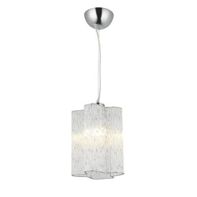Светильник подвесной Arte lamp A8561SP-1CL TWINKLEодиночные подвесные светильники<br><br><br>Крепление: Планка<br>Тип цоколя: E14<br>Цвет арматуры: прозрачный<br>Количество ламп: 1<br>Диаметр, мм мм: 200<br>Размеры: D200*H800<br>Длина цепи/провода, мм: 850<br>Длина, мм: 200<br>Высота, мм: 310<br>MAX мощность ламп, Вт: 40W<br>Общая мощность, Вт: 40W