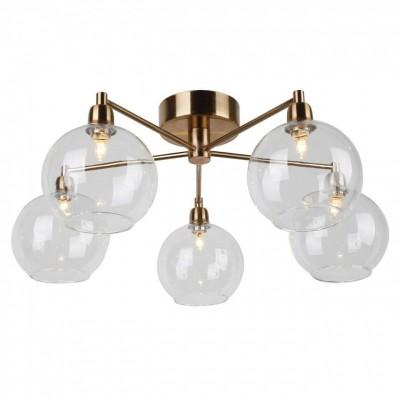 Светильник потолочный Arte lamp A8564PL-5RB ROSARIAПотолочные<br><br><br>Установка на натяжной потолок: Да<br>S освещ. до, м2: 8<br>Тип цоколя: G9<br>Количество ламп: 5<br>MAX мощность ламп, Вт: 33<br>Диаметр, мм мм: 510<br>Размеры: H20xW51xL51<br>Высота, мм: 200<br>Цвет арматуры: бронзовый (красная бронза)
