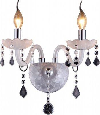 Светильник Arte lamp A8609AP-2WH HarmonyХрустальные<br><br>