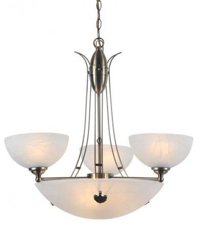 Светильник подвесной Arte lamp A8615SP-3-3AB NINNAсовременные подвесные люстры модерн<br>Компания «Светодом» предлагает широкий ассортимент люстр от известных производителей. Представленные в нашем каталоге товары выполнены из современных материалов и обладают отличным качеством. Благодаря широкому ассортименту Вы сможете найти у нас люстру под любой интерьер. Мы предлагаем как классические варианты, так и современные модели, отличающиеся лаконичностью и простотой форм.  Стильная люстра Arte lamp A8615SP-3-3AB станет украшением любого дома. Эта модель от известного производителя не оставит равнодушным ценителей красивых и оригинальных предметов интерьера. Люстра Arte lamp A8615SP-3-3AB обеспечит равномерное распределение света по всей комнате. При выборе обратите внимание на характеристики, позволяющие приобрести наиболее подходящую модель. Купить понравившуюся люстру по доступной цене Вы можете в интернет-магазине «Светодом».<br><br>Установка на натяжной потолок: Да<br>S освещ. до, м2: 12<br>Тип цоколя: E14<br>Цвет арматуры: бронзовый<br>Количество ламп: 6<br>Диаметр, мм мм: 600<br>Размеры: H55xW60xL60+шн/цп50<br>Высота, мм: 600 - 1050<br>MAX мощность ламп, Вт: 40