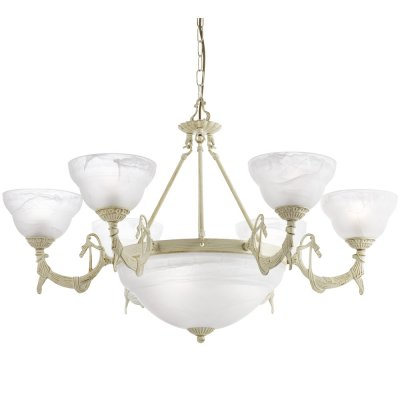 Люстра Arte lamp A8777LM-6-3WG Atlas NeoПодвесные<br>Компания «Светодом» предлагает широкий ассортимент люстр от известных производителей. Представленные в нашем каталоге товары выполнены из современных материалов и обладают отличным качеством. Благодаря широкому ассортименту Вы сможете найти у нас люстру под любой интерьер. Мы предлагаем как классические варианты, так и современные модели, отличающиеся лаконичностью и простотой форм. <br>Стильная люстра Arte lamp A8777LM-6-3WG станет украшением любого дома. Эта модель от известного производителя не оставит равнодушным ценителей красивых и оригинальных предметов интерьера. Люстра Arte lamp A8777LM-6-3WG обеспечит равномерное распределение света по всей комнате. При выборе обратите внимание на характеристики, позволяющие приобрести наиболее подходящую модель. <br>Купить понравившуюся люстру по доступной цене Вы можете в интернет-магазине «Светодом».<br><br>Установка на натяжной потолок: Да<br>S освещ. до, м2: 24<br>Крепление: Крюк<br>Тип лампы: накаливания / энергосбережения / LED-светодиодная<br>Тип цоколя: E14<br>Количество ламп: 9<br>MAX мощность ламп, Вт: 40<br>Диаметр, мм мм: 820<br>Высота, мм: 490 - 1400<br>Цвет арматуры: белый с золотистой патиной