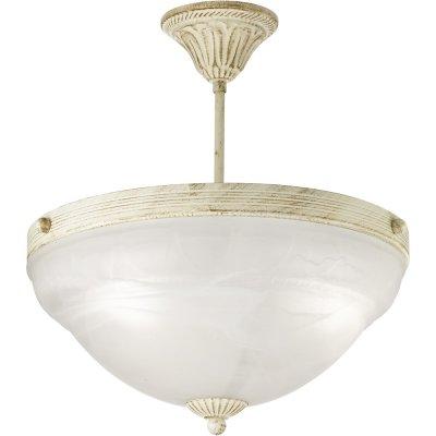 Люстра Arte lamp A8777PL-3WG VictorianaПотолочные<br>Компания «Светодом» предлагает широкий ассортимент люстр от известных производителей. Представленные в нашем каталоге товары выполнены из современных материалов и обладают отличным качеством. Благодаря широкому ассортименту Вы сможете найти у нас люстру под любой интерьер. Мы предлагаем как классические варианты, так и современные модели, отличающиеся лаконичностью и простотой форм.  Стильная люстра Arte lamp A8777PL-3WG станет украшением любого дома. Эта модель от известного производителя не оставит равнодушным ценителей красивых и оригинальных предметов интерьера. Люстра Arte lamp A8777PL-3WG обеспечит равномерное распределение света по всей комнате. При выборе обратите внимание на характеристики, позволяющие приобрести наиболее подходящую модель. Купить понравившуюся люстру по доступной цене Вы можете в интернет-магазине «Светодом».<br><br>Установка на натяжной потолок: Да<br>S освещ. до, м2: 8<br>Крепление: Крюк<br>Тип лампы: накаливания / энергосбережения / LED-светодиодная<br>Тип цоколя: E14<br>Количество ламп: 3<br>MAX мощность ламп, Вт: 40<br>Диаметр, мм мм: 370<br>Высота, мм: 400<br>Цвет арматуры: белый с золотистой патиной