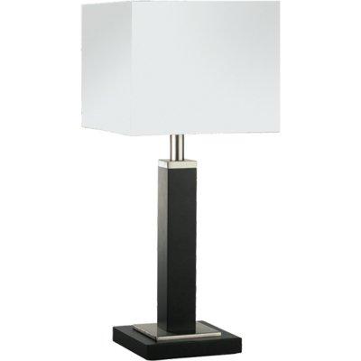 Настольная лампа Arte lamp A8880LT-1BK WaverleyС абажуром<br>Итальянская настольная лампа Arte lamp A8880LT-1BK отвечает всем современным тенденциям светотехники: она обладает стильной, «минималистичной» конструкцией, в которой каждая грань четко «очерчена» и сочетается со всеми остальными элементами. «Изюминку» и оригинальность придают светильнику использование натурального дерева и текстиля, благодаря чему образ выглядит элегантным, а создаваемое освещение получается «мягким» и приятным для зрения. Рекомендуем для сохранения «целостности» и единства пространства использовать в комнате всю серию Arte lamp A8880, включая люстру, торшер и настенные бра.<br><br>S освещ. до, м2: 3<br>Тип лампы: накал-я - энергосбер-я<br>Тип цоколя: E14<br>Количество ламп: 1<br>Ширина, мм: 200<br>MAX мощность ламп, Вт: 40<br>Диаметр, мм мм: 200<br>Длина, мм: 200<br>Высота, мм: 450<br>Цвет арматуры: серый