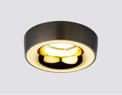 Купить Светильник золото с черным Ambrella A890 BK/GM, Россия
