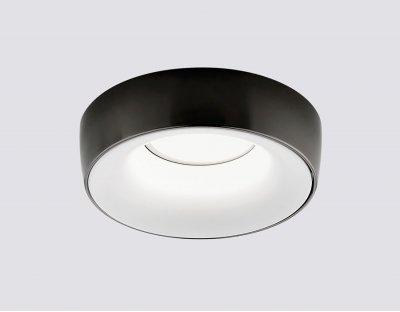 Встраиваемый светильник Ambrella A890 BK/WH, Россия  - Купить
