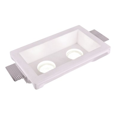 Точечный светильник Arte lamp A9214PL-2WH InvisibleГипсовые<br>Встраиваемые светильники – популярное осветительное оборудование, которое можно использовать в качестве основного источника или в дополнение к люстре. Они позволяют создать нужную атмосферу атмосферу и привнести в интерьер уют и комфорт.   Интернет-магазин «Светодом» предлагает стильный встраиваемый светильник ARTE Lamp A9214PL-2WH. Данная модель достаточно универсальна, поэтому подойдет практически под любой интерьер. Перед покупкой не забудьте ознакомиться с техническими параметрами, чтобы узнать тип цоколя, площадь освещения и другие важные характеристики.   Приобрести встраиваемый светильник ARTE Lamp A9214PL-2WH в нашем онлайн-магазине Вы можете либо с помощью «Корзины», либо по контактным номерам. Мы развозим заказы по Москве, Екатеринбургу и остальным российским городам.<br><br>S освещ. до, м2: 5<br>Тип лампы: Галогеновые<br>Тип цоколя: GU10<br>Количество ламп: 2<br>Ширина, мм: 150<br>MAX мощность ламп, Вт: 35<br>Длина, мм: 250<br>Высота, мм: 60<br>Цвет арматуры: белый