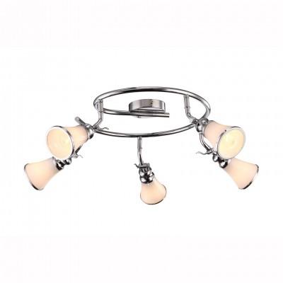 Купить со скидкой Светильник потолочный Arte lamp A9231PL-5CC VENTO