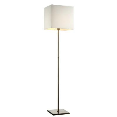 Купить Торшер с абажуром Arte lamp A9247PN-1AB Cubes, ARTELamp, Италия