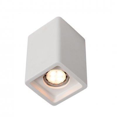 Светильник Arte lamp A9261PL-1WH TuboДекоративные<br>Настенно-потолочные светильники – это универсальные осветительные варианты, которые подходят для вертикального и горизонтального монтажа. В интернет-магазине «Светодом» Вы можете приобрести подобные модели по выгодной стоимости. В нашем каталоге представлены как бюджетные варианты, так и эксклюзивные изделия от производителей, которые уже давно заслужили доверие дизайнеров и простых покупателей.  Настенно-потолочный светильник ARTELamp A9261PL-1WH станет прекрасным дополнением к основному освещению. Благодаря качественному исполнению и применению современных технологий при производстве эта модель будет радовать Вас своим привлекательным внешним видом долгое время.  Приобрести настенно-потолочный светильник ARTELamp A9261PL-1WH можно, находясь в любой точке России.<br><br>S освещ. до, м2: 3<br>Тип лампы: галогенная/LED<br>Тип цоколя: G5.3<br>Количество ламп: 1<br>MAX мощность ламп, Вт: 50<br>Размеры: H14xW9xL9<br>Цвет арматуры: белый