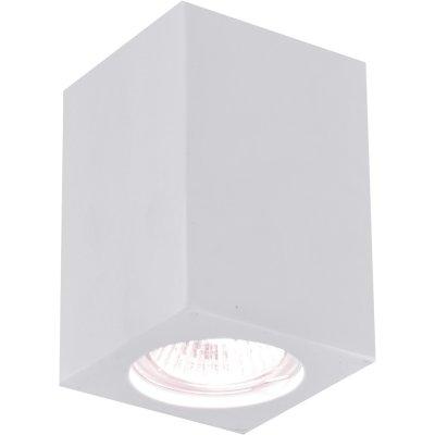 Точечный светильник Arte lamp A9264PL-1WH TuboГипсовые<br>Встраиваемые светильники – популярное осветительное оборудование, которое можно использовать в качестве основного источника или в дополнение к люстре. Они позволяют создать нужную атмосферу атмосферу и привнести в интерьер уют и комфорт.   Интернет-магазин «Светодом» предлагает стильный встраиваемый светильник ARTE Lamp A9264PL-1WH. Данная модель достаточно универсальна, поэтому подойдет практически под любой интерьер. Перед покупкой не забудьте ознакомиться с техническими параметрами, чтобы узнать тип цоколя, площадь освещения и другие важные характеристики.   Приобрести встраиваемый светильник ARTE Lamp A9264PL-1WH в нашем онлайн-магазине Вы можете либо с помощью «Корзины», либо по контактным номерам. Мы развозим заказы по Москве, Екатеринбургу и остальным российским городам.<br><br>S освещ. до, м2: 3<br>Тип лампы: Галогеновые<br>Тип цоколя: GU10<br>Количество ламп: 1<br>MAX мощность ламп, Вт: 35<br>Диаметр, мм мм: 70<br>Высота, мм: 90<br>Цвет арматуры: белый