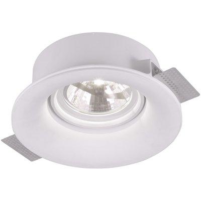 Точечный светильник Arte lamp A9271PL-1WH InvisibleГипсовые<br>Встраиваемые светильники – популярное осветительное оборудование, которое можно использовать в качестве основного источника или в дополнение к люстре. Они позволяют создать нужную атмосферу атмосферу и привнести в интерьер уют и комфорт.   Интернет-магазин «Светодом» предлагает стильный встраиваемый светильник ARTE Lamp A9271PL-1WH. Данная модель достаточно универсальна, поэтому подойдет практически под любой интерьер. Перед покупкой не забудьте ознакомиться с техническими параметрами, чтобы узнать тип цоколя, площадь освещения и другие важные характеристики.   Приобрести встраиваемый светильник ARTE Lamp A9271PL-1WH в нашем онлайн-магазине Вы можете либо с помощью «Корзины», либо по контактным номерам. Мы развозим заказы по Москве, Екатеринбургу и остальным российским городам.<br><br>S освещ. до, м2: 4<br>Тип лампы: Галогеновые<br>Тип цоколя: G53<br>Количество ламп: 1<br>MAX мощность ламп, Вт: 50<br>Диаметр, мм мм: 230<br>Высота, мм: 86<br>Цвет арматуры: белый